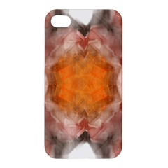 Seamless Background Fractal Apple Iphone 4/4s Hardshell Case