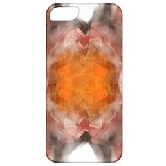 Seamless Background Fractal Apple iPhone 5 Classic Hardshell Case