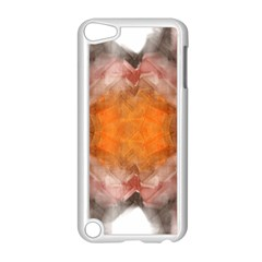 Seamless Background Fractal Apple iPod Touch 5 Case (White)