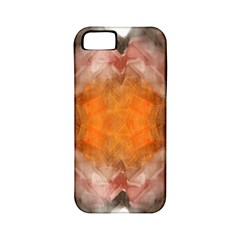 Seamless Background Fractal Apple Iphone 5 Classic Hardshell Case (pc+silicone)