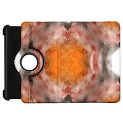 Seamless Background Fractal Kindle Fire HD 7  Flip 360 Case