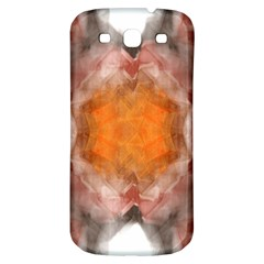 Seamless Background Fractal Samsung Galaxy S3 S III Classic Hardshell Back Case