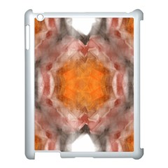 Seamless Background Fractal Apple iPad 3/4 Case (White)
