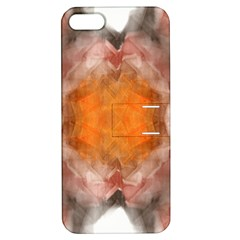 Seamless Background Fractal Apple iPhone 5 Hardshell Case with Stand
