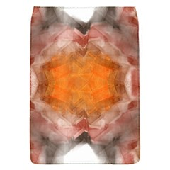 Seamless Background Fractal Removable Flap Cover (Small)