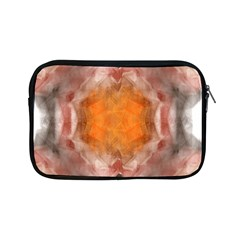 Seamless Background Fractal Apple Ipad Mini Zipper Case