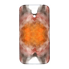 Seamless Background Fractal Samsung Galaxy S4 I9500/I9505  Hardshell Back Case