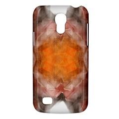 Seamless Background Fractal Samsung Galaxy S4 Mini Hardshell Case