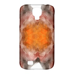 Seamless Background Fractal Samsung Galaxy S4 Classic Hardshell Case (PC+Silicone)