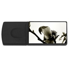 Magnolia 2GB USB Flash Drive (Rectangle)