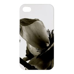 Magnolia Apple Iphone 4/4s Premium Hardshell Case