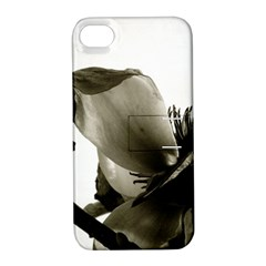 Magnolia Apple Iphone 4/4s Hardshell Case With Stand