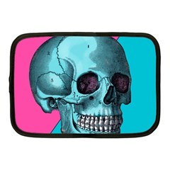 Funky Skull Netbook Case (Medium)