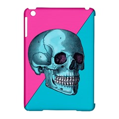 Funky Skull Apple Ipad Mini Hardshell Case (compatible With Smart Cover)