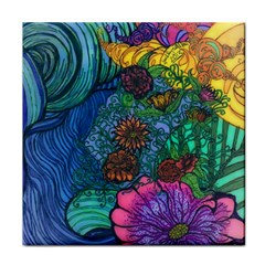 Beauty Blended Ceramic Tile