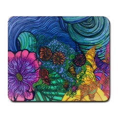Beauty Blended Large Mouse Pad (rectangle)