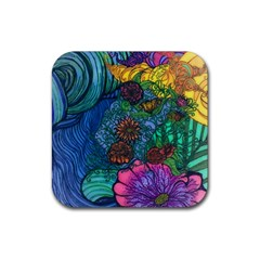 Beauty Blended Drink Coasters 4 Pack (Square)