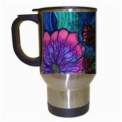Beauty Blended Travel Mug (white)