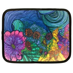 Beauty Blended Netbook Case (large)