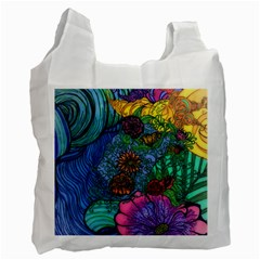 Beauty Blended Recycle Bag (One Side)