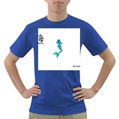 Ocean Mens' T-shirt (Colored)
