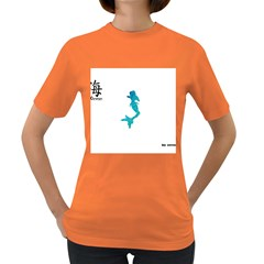 Ocean Womens' T Shirt (colored)
