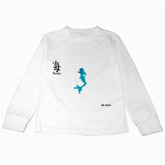 Ocean Kids Long Sleeve T-Shirt