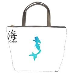 Ocean Bucket Bag