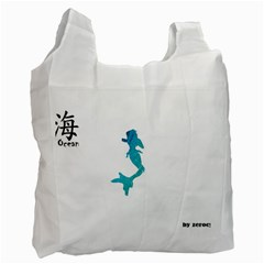 Ocean Recycle Bag (Two Sides)