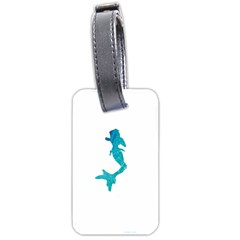 Ocean Luggage Tag (two Sides)