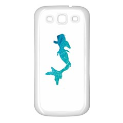 Ocean Samsung Galaxy S3 Back Case (white)