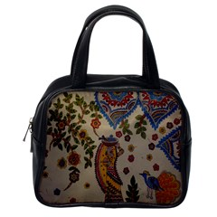 Vrinda Classic Handbag (one Side)