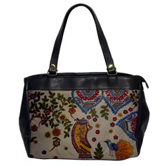 Vrinda Oversize Office Handbag (One Side)