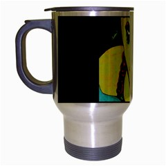 Missing You  Retro Travel Mug (silver Gray)