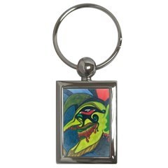 Jester Key Chain (Rectangle)