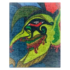 Jester Jigsaw Puzzle (Rectangle)