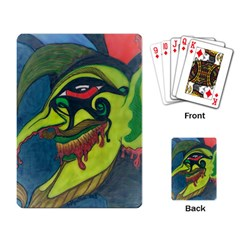 Jester Playing Cards Single Design