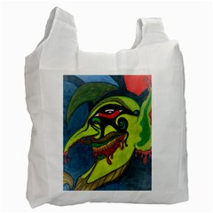 Jester Recycle Bag (one Side)