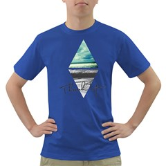 Inverted City Mens' T-shirt (Colored)