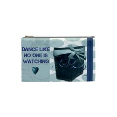 Denim Cosmetic Bag (Small)