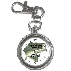 Time to Fish! Key Chain & Watch