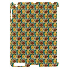 Vintage Halloween Postcard Apple iPad 2 Hardshell Case (Compatible with Smart Cover)