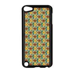 Vintage Halloween Postcard Apple iPod Touch 5 Case (Black)