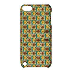 Vintage Halloween Postcard Apple iPod Touch 5 Hardshell Case with Stand