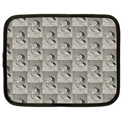 Pears Soap Witch  Netbook Case (XL)