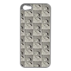 Pears Soap Witch  Apple iPhone 5 Case (Silver)