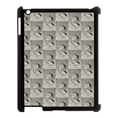 Pears Soap Witch  Apple iPad 3/4 Case (Black)