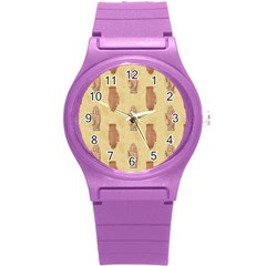 Palmistry Plastic Sport Watch (Small)