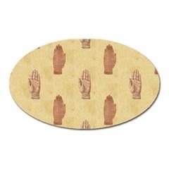 Palmistry Magnet (Oval)