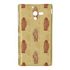 Palmistry Sony Xperia ZL L35H Hardshell Case